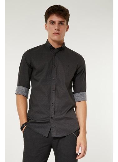 Avva Gömlek Siyah